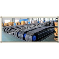 High Quality Custom Built Track Undercarriage with Load Capacity 1-100 Ton
