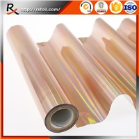 Holographic Textile & Leather Hot Transfer Film