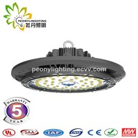 Good Quality High Lumen Industrial Ip65 150w Ufo LED High Bay Light