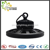 130LM/W Nichia3030smd & Meanwell Driver UFO LED Highbay Light 200W