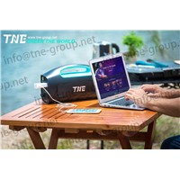 TNE Solar Online External PC Power Supply Portable Generator Power Bank UPS System