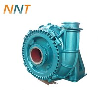 Hydraulic Performance Dredge Sand Pump For River Saltwater Sea