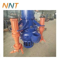 Centrifugal Submersible Sludge Slurry Pump 100m3/h