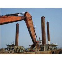 15cbm Backhoe Dredger 15cbm Backhoe Dredger