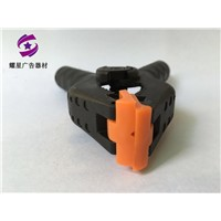 Positioning Clip 3 Inch Clip Aluminum Profile Aluminum Side Of the Stainless Steel Seiko Luminous Word