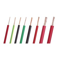 450/750V PVC Insulated Electric Wire