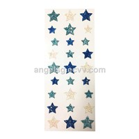 Stars Colorful Jewel Glitter for Party Supply