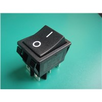 Rocker Switch with UL, ENEC, VDE, CUL, CQC Certification