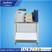 Shenzhen Sindeice Factory Manufacturer 1/3/5/10/15/20/25/30T Flake Soft/Fried Ice Cream Machine /Refrigeration Equipment