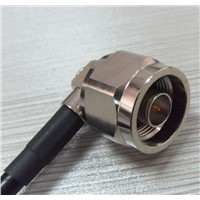 Right Angle N Connector Jummper Cable Assemblies