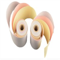 Mulit-Ply Colored Thermal Paper Rolls