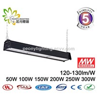 IP65 Factory Price Warehouse Industrial 200w Linear LED High Bay Light