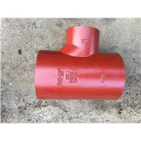 EN877 SML/KML/TML/BML Cast Iron Pipe Fittings