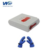 Rechargeable 3.7V Lithium Battery Series, External Liion Battery Pack 2200mAh