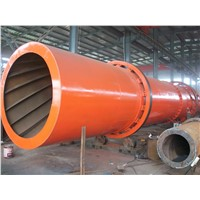 Rotary Drum Dryer Machine for Ore, Sand, Fertilizer, Slag, Sawdust