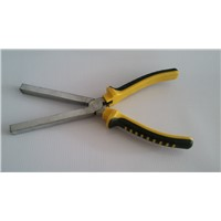 Metal Word Bending Clamp Edge Right Angle Bending Flat Mouth Clamp