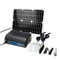 Portable High Quality Home Use Mini Solar Power Plant