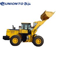 Construction Machine 5 Ton Wheel Loader with Price