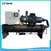 Customized Screw Air Cooled Industrial Chiller for Sale