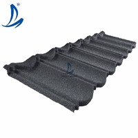 Hot Sale in Africa Colorful New Zealand Standard Stone Coated Metal Roof Tile