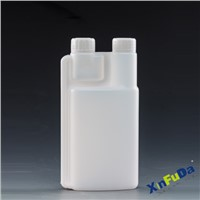 A197-500ml Twin Neck Bottles Factory