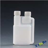 A204-100ml Dual Chamber Bottles with Dosage