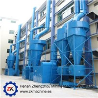 Industrial Cyclone Dust Collector / Extractor / Dust Filter for Cement