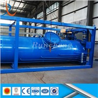 High Pressure Skid Mounted Buffer Storage Tank / Surge Vessel / Buffer Vessel with Competitive Price