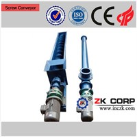 Flexible Tube & Auger Spring Screw Conveyor for Cement