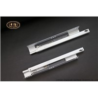 Undermount Soft Closing Concealed Telescopic Channel Drawer Slide