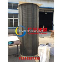 Stainless Steel 304 Rotary Drum Screen for Selfcleaning Filter