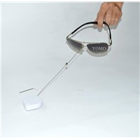 Heart-Shaped Anti Theft Pull Box Recoiler, Retracting Security Cable, Merchandise Security Tether, Security Recoiler