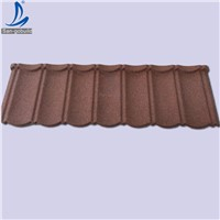 Roof Tiles Type & Aluminum-Zinc Steel, Color Sand Material Stone Coated Metal Roof Shingles