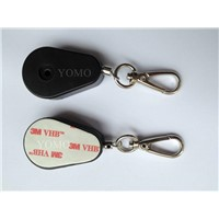Retractable Key Tether, Tear Shape Anti-Theft Recoiler, Tear Shape Anti-Theft Pull Box, Anti-Shoplifting Pull Box
