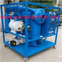 Vacuum Transformer Oil Purifying Degasification Machine