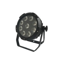 New Arrival 9*18W Battery Operated Wireless LED Par Light Alumium LED Stage Light with Powercon