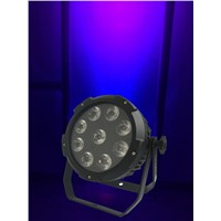 Rasha New Stage Light 9*18W 6in1 LED Par Light RGBAW UV Aluminum LED Par Projector Battery Powered Wireless