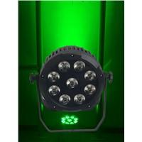 New Arrival Battery Powered LED Par Light Wireless LED Par Projector Disco Stage Light