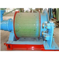 Electric Lebus Grooved Winch Mchine Marine for Marine Mine Drilling Rig Boat Crame