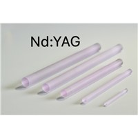 Nd: YAG Laser Crystal Laser Rod for 1064nm Laser Machine