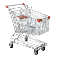 Supermarket Shopping Trolley, Shopping Cart