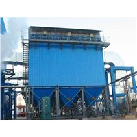 Industrial Dust Collector Air Bag Filter Machine & System