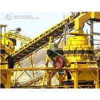 Limestone Crushing Production Line
