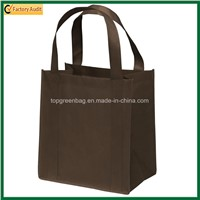 Recyclable Promotion Eco Non-Woven Advertising Bag Popular Nonwoven Fabric Promotional Bag for Shopping