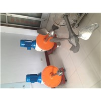 Agitator for Pulping Equipment