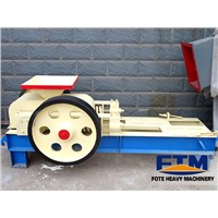 Bauxite Roll Crusher in India/Smooth Double Roll Crusher