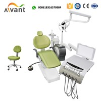 High Quality Manufacturer Dental Chairs Equipment with LED Lamp