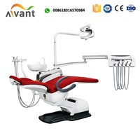 Foshan New Design Luxury Leather Dental Chair with Memory Program
