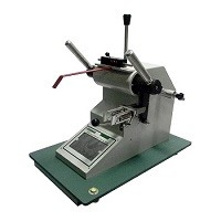 Tearing Strength Tester for Films, Sheets, Flexible PVC, PVDC, Waterproof Films, Woven Materials, Polypropylene, Polyest