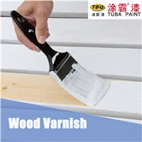 Tuba Waterbased Wood Paint for Furniture
